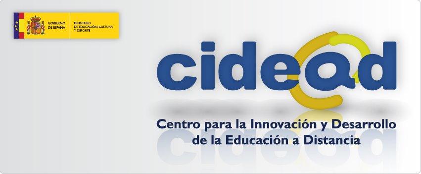 Matrícula para cursar estudios a distancia en el CIDEAD 2012/2013