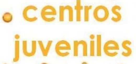 Centros Juveniles Madrid