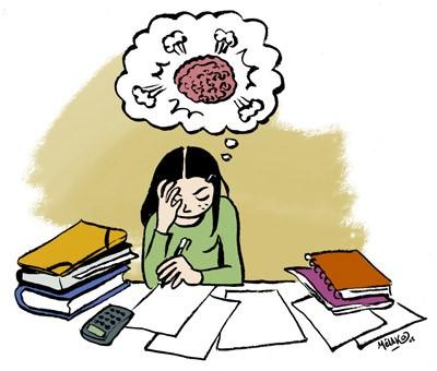 Pautas para afrontar un examen con éxito