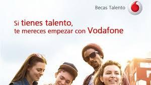 Nuevas oportunidades de trabajo: becas Talento Vodafone