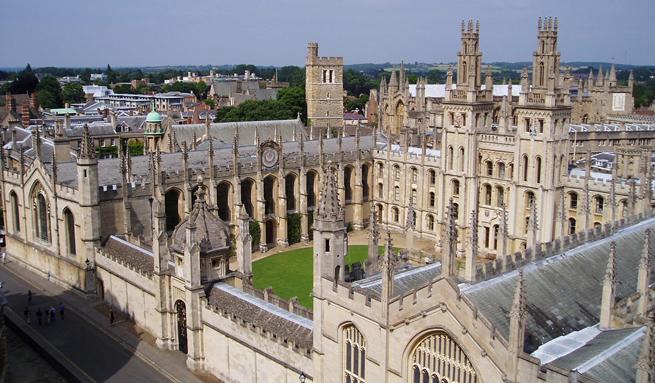 ¿Quieres estudiar en Oxford? Toma nota de estas becas