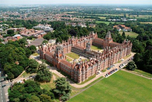 Becas Royal Holloway para estudiar derecho en Londres