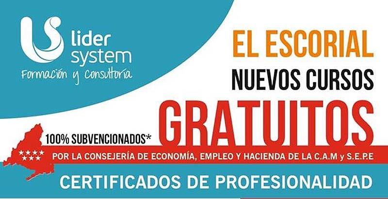 Cursos gratuitos para desempleados en Madrid