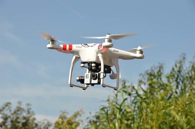 Fórmate para pilotar drones