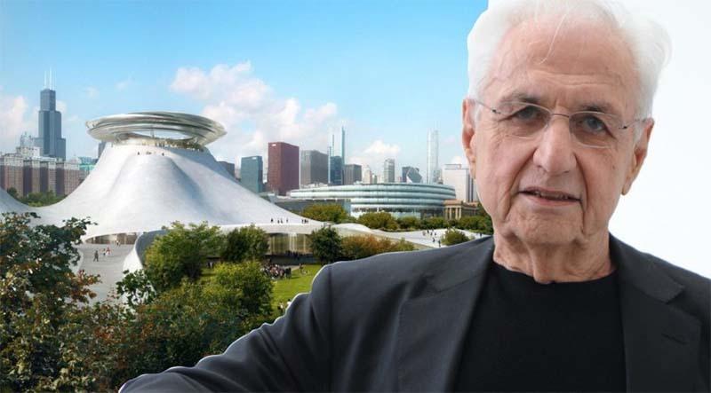 Curso de diseño y arquitectura con Frank Gehry