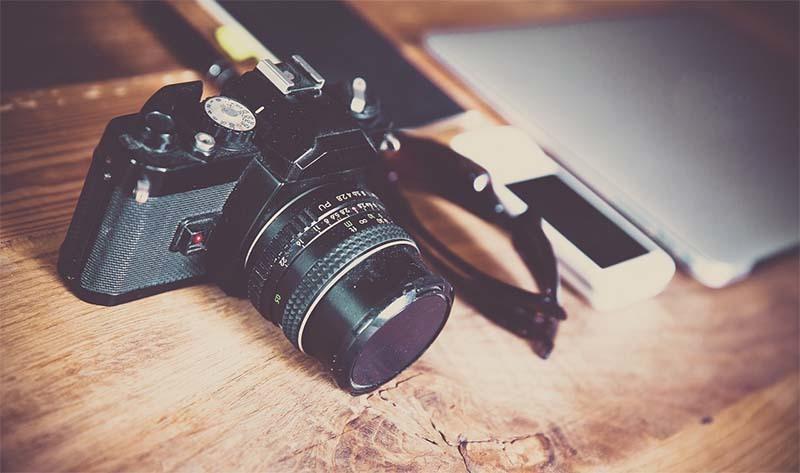 Curso de fotografía digital de varios niveles