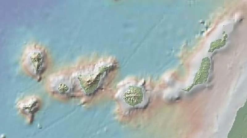 Curso online sobre geografía y territorio de Canarias