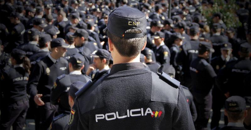 Las academias de Oposiciones de Policía Nacional continúan preparando la prueba ortográfica