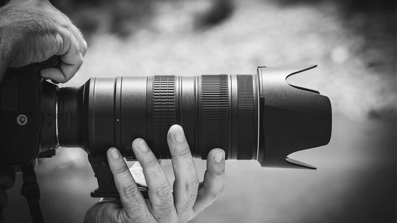 Curso online gratuito de fotografía digital
