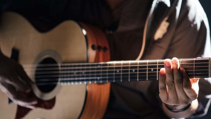 Curso online de iniciación a la guitarra