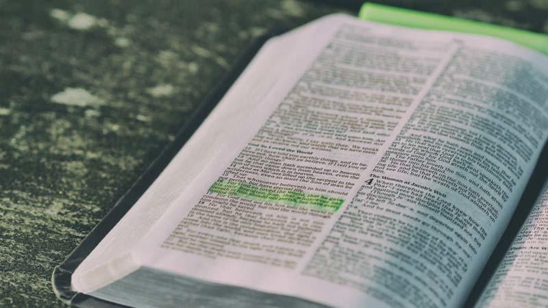 Curso online para conocer más a fondo la Biblia