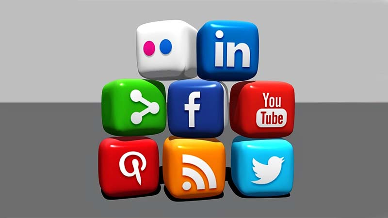 Redes sociales en acción