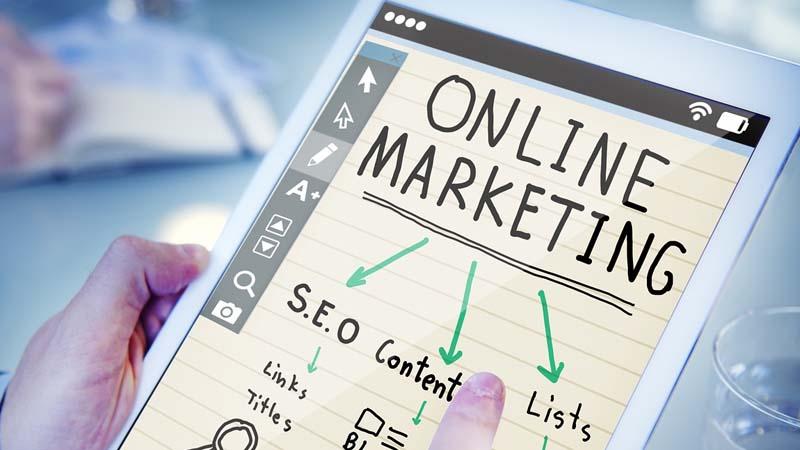 Curso presencial de marketing online