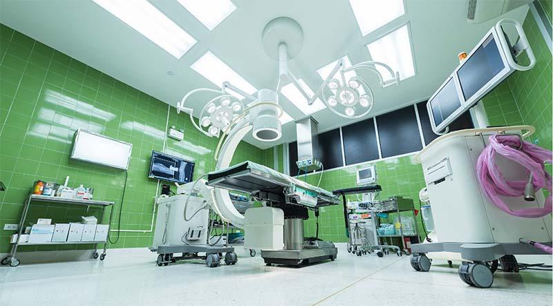 Curso online de instalaciones en centros sanitarios