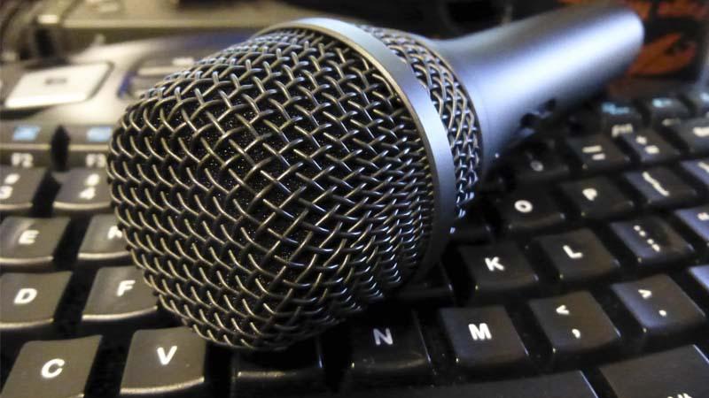 Curso de radio para Internet con Podcast
