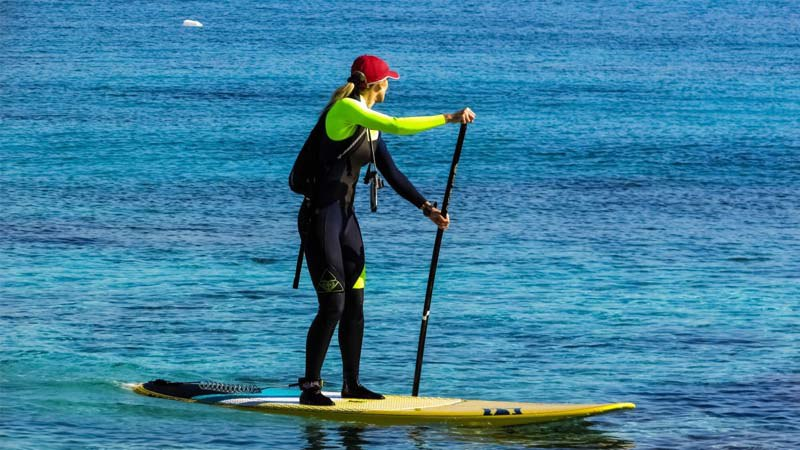 Stand up paddle Mallorca, tu alternativa de ocio para el verano
