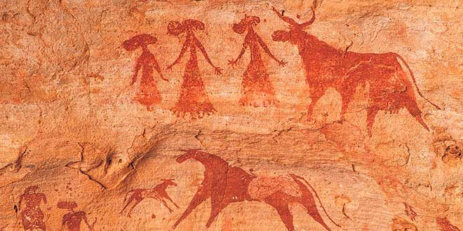 Clases de historia del arte Madrid: la Prehistoria