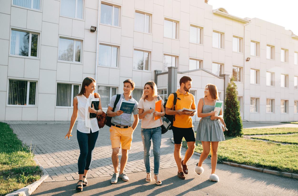 Estudiar en otro país prácticamente gratis es posible